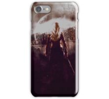 The Savior - Pink iPhone Case/Skin