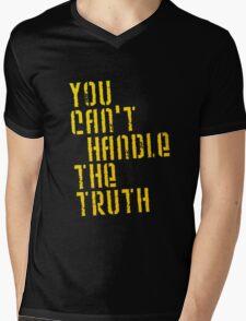 A Few Good Men - You Can't Handle The Truth Mens V-Neck T-Shirt