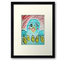 Mother Bird Framed Print