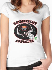 Mordor Orcs Women's Fitted Scoop T-Shirt