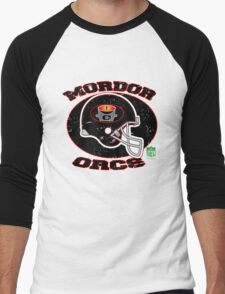 Mordor Orcs Men's Baseball ¾ T-Shirt