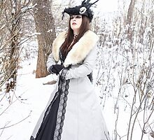 Snow Queen #1 by MistressFogg