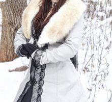 Snow Queen #1 Sticker