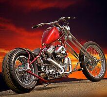 Chopper #7 by DaveKoontz