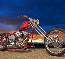 Chopper #8 by DaveKoontz