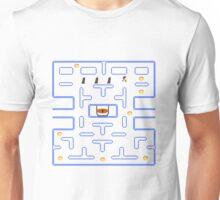 LOTR Pac-man Unisex T-Shirt