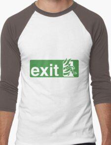 EXIT Men's Baseball ¾ T-Shirt