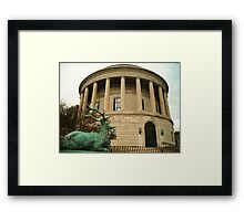 Elks Memorial in Chicago Framed Print