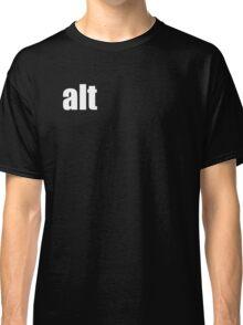 Alt Classic T-Shirt
