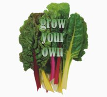 grow your own by Keith Farris
