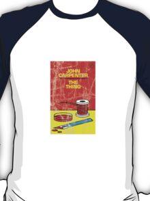 The Thing, Novelised T-Shirt