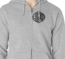 Herbert Clutterbucks Academy Of The Arcane Zipped Hoodie