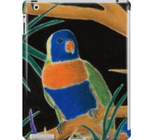 Rainbow Lory iPad Case/Skin
