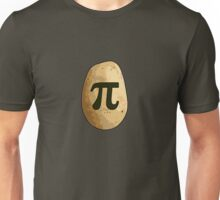 Potato Pi Unisex T-Shirt