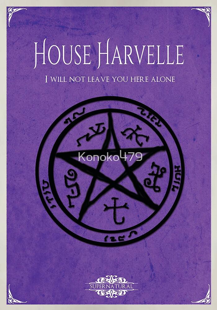 House of Harvelle by Konoko479