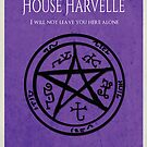 House of Harvelle by Konoko479