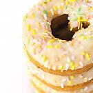 mmm.. doughnuts by Michelle McMahon