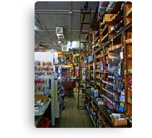 Piedmont Hardware Canvas Print