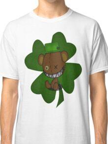 Smiles The Bear Saint Patty Classic T-Shirt