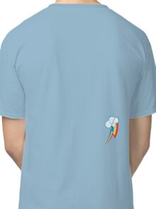 Rainbow Dash's cutie mark Classic T-Shirt