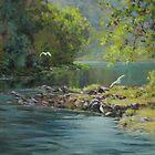 Landscapes by Karen Ilari by Karen Ilari