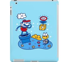 Quiet day at the kingdom iPad Case/Skin
