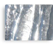 Ice shine Canvas Print