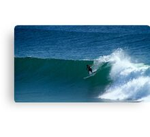 Nice And Clean At Burleigh Heads Canvas Print