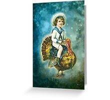 IN MEMORIUM ~ KEVIN FROM HEAVEN ~ 7/9/63 - 3/2/13 Greeting Card