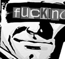 God Save Negan Sticker