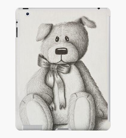 Stuffed Toy Dog iPad Case/Skin