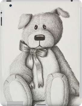 Stuffed Toy Dog by jkartlife