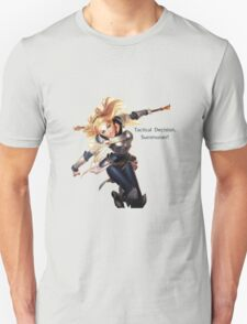 Tactical Decision, Summoner! Lux T-Shirt