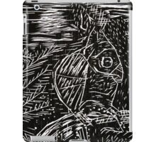 Owl Within Tiger iPad Case/Skin