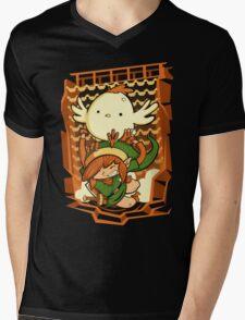 Chicken Wings Mens V-Neck T-Shirt