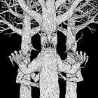 Denizens of the Diabolic Wood by Richard Fay