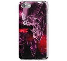 """Xenomorph """"Xenomorphobia"""" Alien  iPhone Case/Skin"""