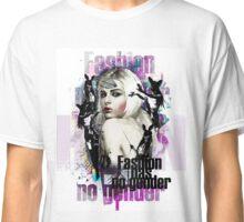 Fashion has no gender. Andrea. Classic T-Shirt