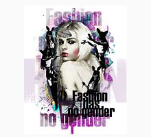 Fashion has no gender. Andrea. Classic T-Shirt