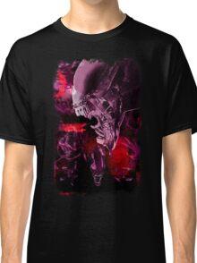 "Xenomorph ""Xenomorphobia"" Alien  Classic T-Shirt"