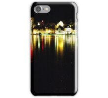 Lights On Ice iPhone Case/Skin