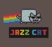 jazzcat by coolioscooter