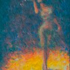 Dance in the fire 2. by cultlestat