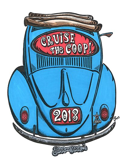 Cruise the Coop  by bulldawgdude