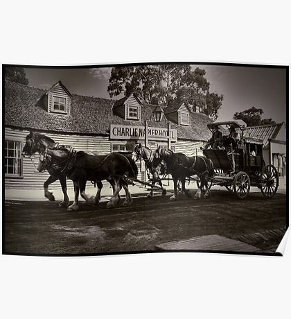 Sovereign Hill Poster