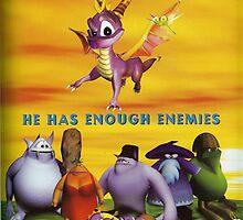 Make Friends With Spyro by Paul Stylianou