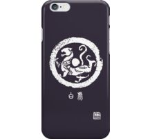 【800+ views】Chinese holy creature: White Tiger (西方白虎) II iPhone Case/Skin