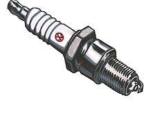 VW sparkplug by bulldawgdude