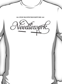 Needlework T-Shirt