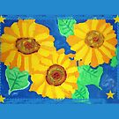 Sunflowers by Debbi  by fuxart